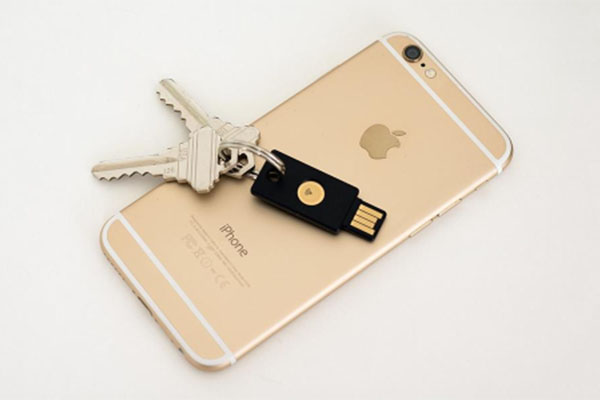 iphone yubikey authentication solutions mtrix