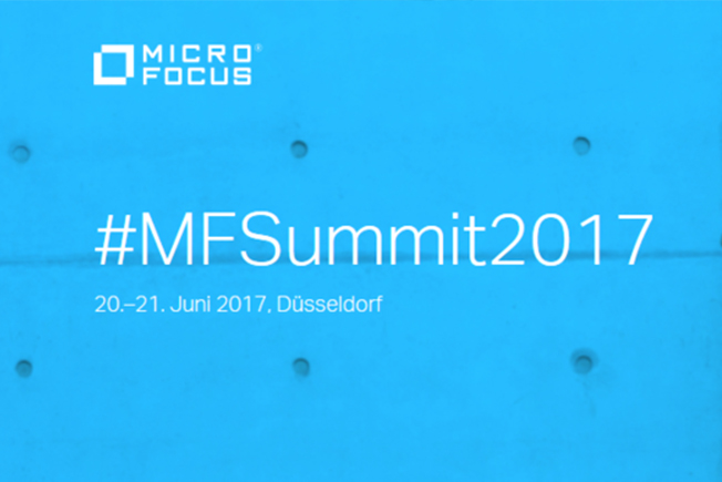 Micro Focus Summit 2017