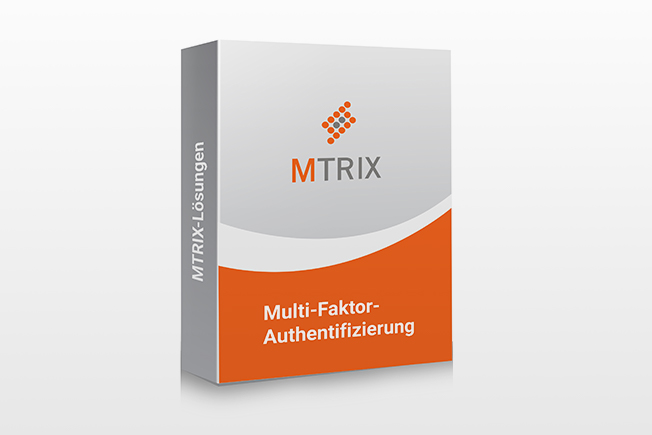 Multi-Faktor-Authentifizierung Box MTRIX